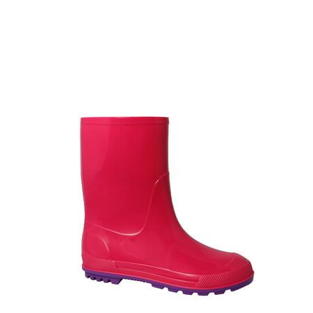 Wonder Nation Toddler Girls' Rain Boot ()
