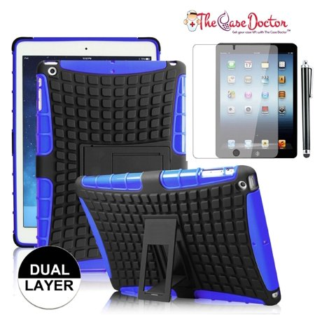 TCD iPad Mini 1 2 3 Retina Grenade Armor Hybrid Shield Case Dual Layer