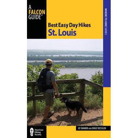 Best Easy Day Hikes St. Louis - eBook