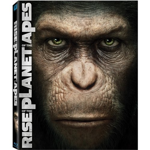 Rise Of The Planet Of The Apes (Blu-ray) (With INSTAWATCH) (Widescreen)