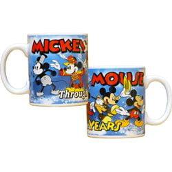 Disney Mickey Mouse Through Years 11Oz Mug