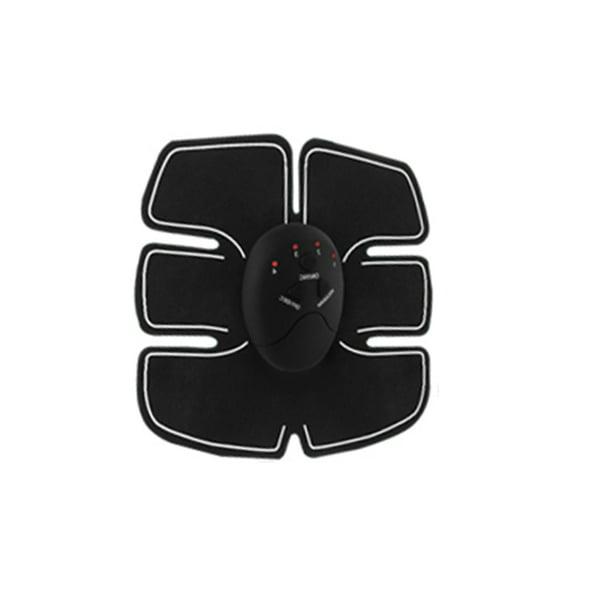 Wireless Muscle Stimulator Smart Abdominal Patch Electric Weight Loss Belt LED