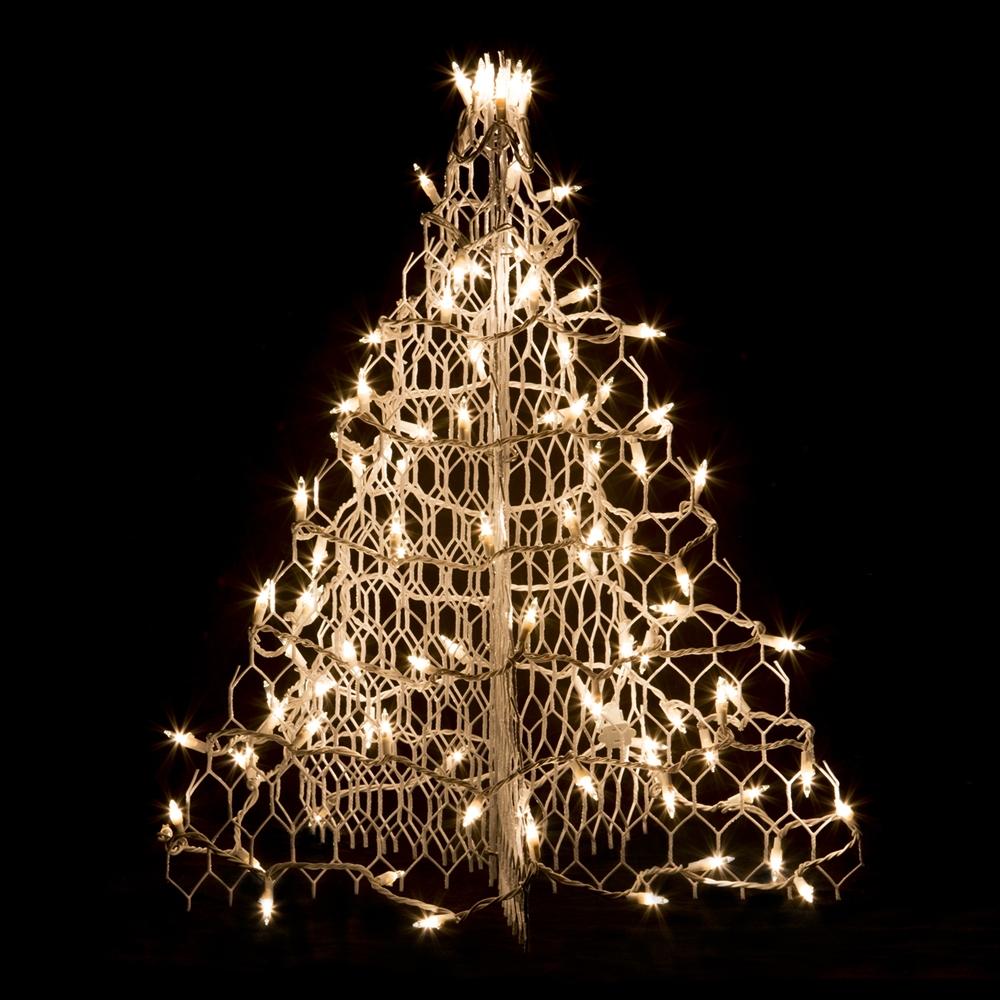 lighted white wire tree wire data schema u2022 rh vagabondtraveller co