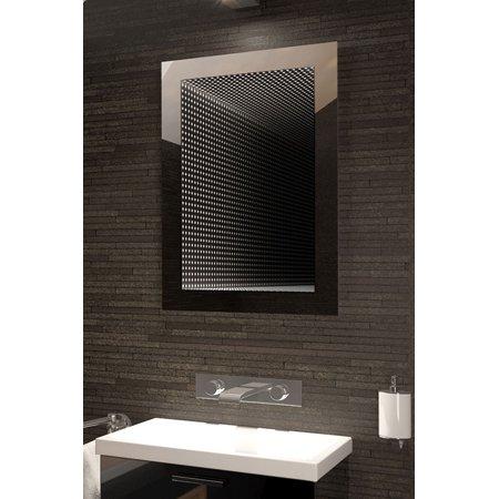 Perfect Reflection LED Bathroom Infinity Mirror K212 (Led Infinity)