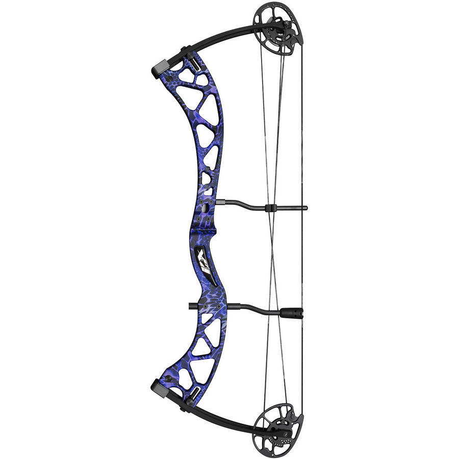 Martin Carbon Mist Compound Bow Right Hand Package