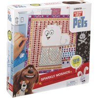 The Secret Life of Pets Sparkly Mosaics