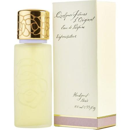 Houbigant Quelques Fleurs Eau De Parfum Spray for Women 3.4