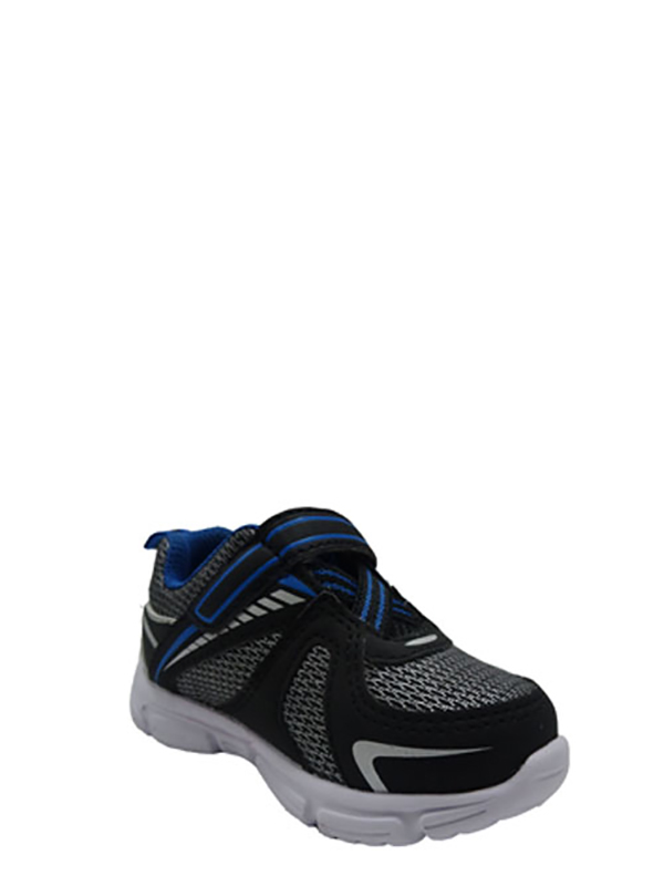 Toddler  Boys Garanimals Classic  Athletic Shoes Size 3 Black /& Lime