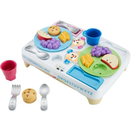 Fisher Price Laugh   Learn Say Please Snack Set