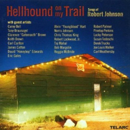 Full title: Hellhound On My Trail: The Songs Of Robert Johnson.<BR>Includes liner notes by Lawrence Cohn.<BR>HELLHOUND ON MY TRAIL was nominated for the 2002 Grammy Award for Best Traditional Blues Album.