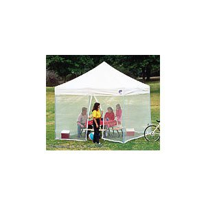 E-Z UP® 10x10 ft. Screen Room for Sierra® II and Dome® II
