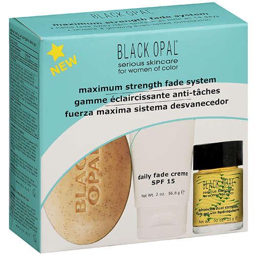 Black Opal: Maximum Strength Bar/Creme/Gel Fade System, 1 Kt