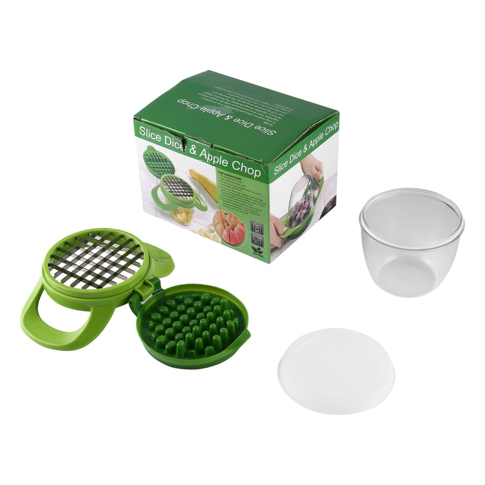 Food Onion Chopper Fruit & Vegetables Slice Dice Chop Machine Potato Dicer DIY Salad Easy Clean Slicer Fruit & Vegetable Tools