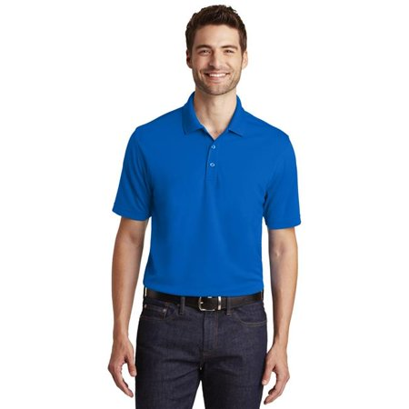 Port Authority 1237293 Dry Zone UV Micro-Mesh Polo Shirt, True Royal - Medium