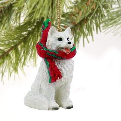 American Eskimo Original (American Eskimo Ornament)