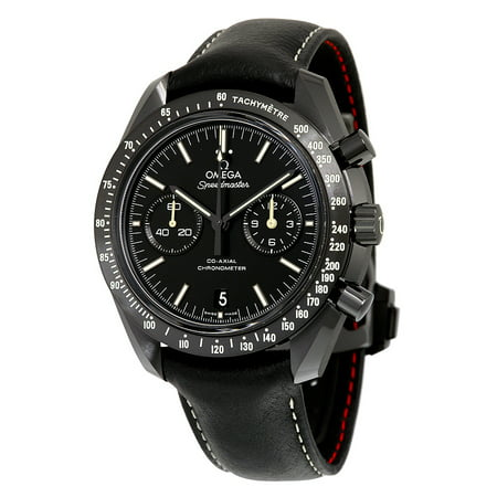 Omega Speedmaster Moonwatch Pitch Black DARK SIDE OF THE MOON Chronograph Automatic Mens Watch 311.92.44.51.01.004 Speedmaster Moon Watch