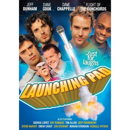 Just For Laughs   Just For Laughs  Vol  3 Launching Pad  Dvd