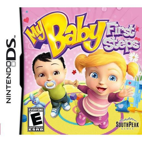 My Baby: First Steps (DS) ()