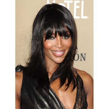 Naomi Campbell At Arrivals For American Horror Story Hotel Season Premiere Canvas Art     16 X 20