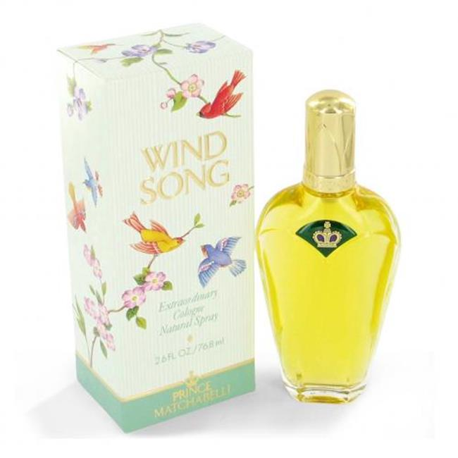 Parfums De Coeur Wind Song Cologne Spray For Women - 2.6 Oz.