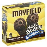 Dean Foods Mayfield  Super Scoops, 6 ea