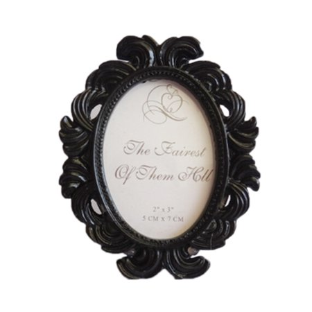 Nantucket Floral Picture Frame - Floral Photo Frame Round Frame Picture Frame Holder Wedding Decor