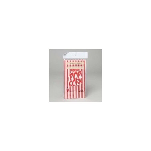 Ddi Printed Popcorn Bags- 8 Pack by Generic