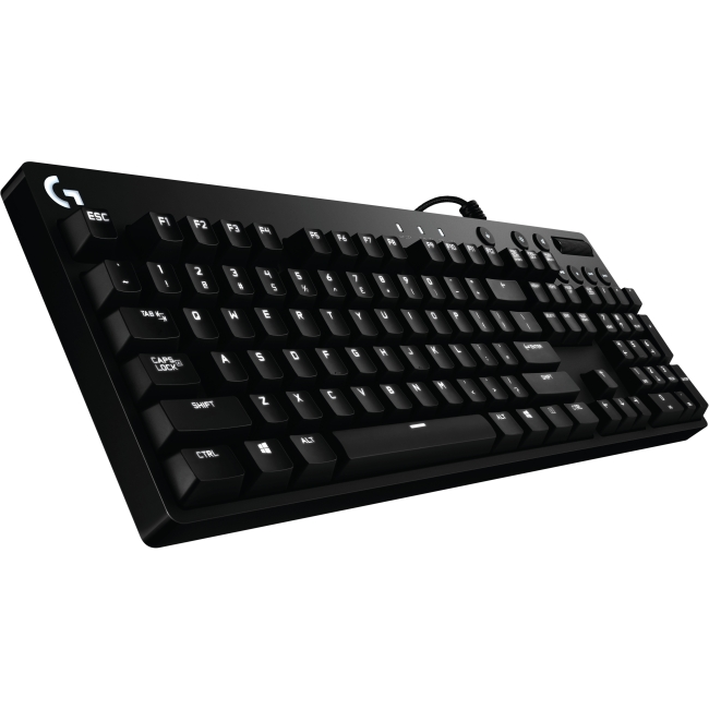 Logitech G610 Orion Backlit Mechanical Gaming Keyboard -  MX Red (Refurbished)