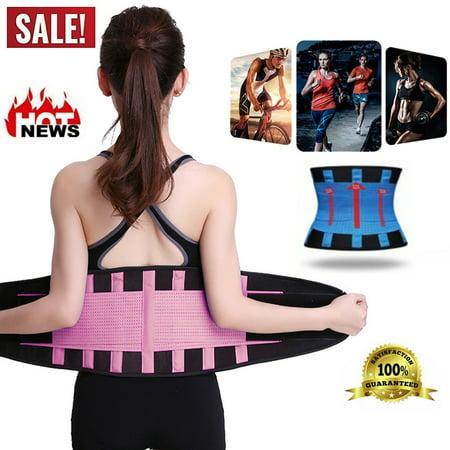 Superlife Neoprene Lumbar Waist Support All Sizes Best Support Training ,