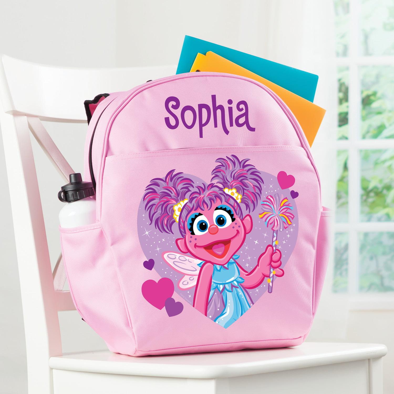 Personalised Name Kids Child Messenger Shoulder Side Bag Ipad Case School