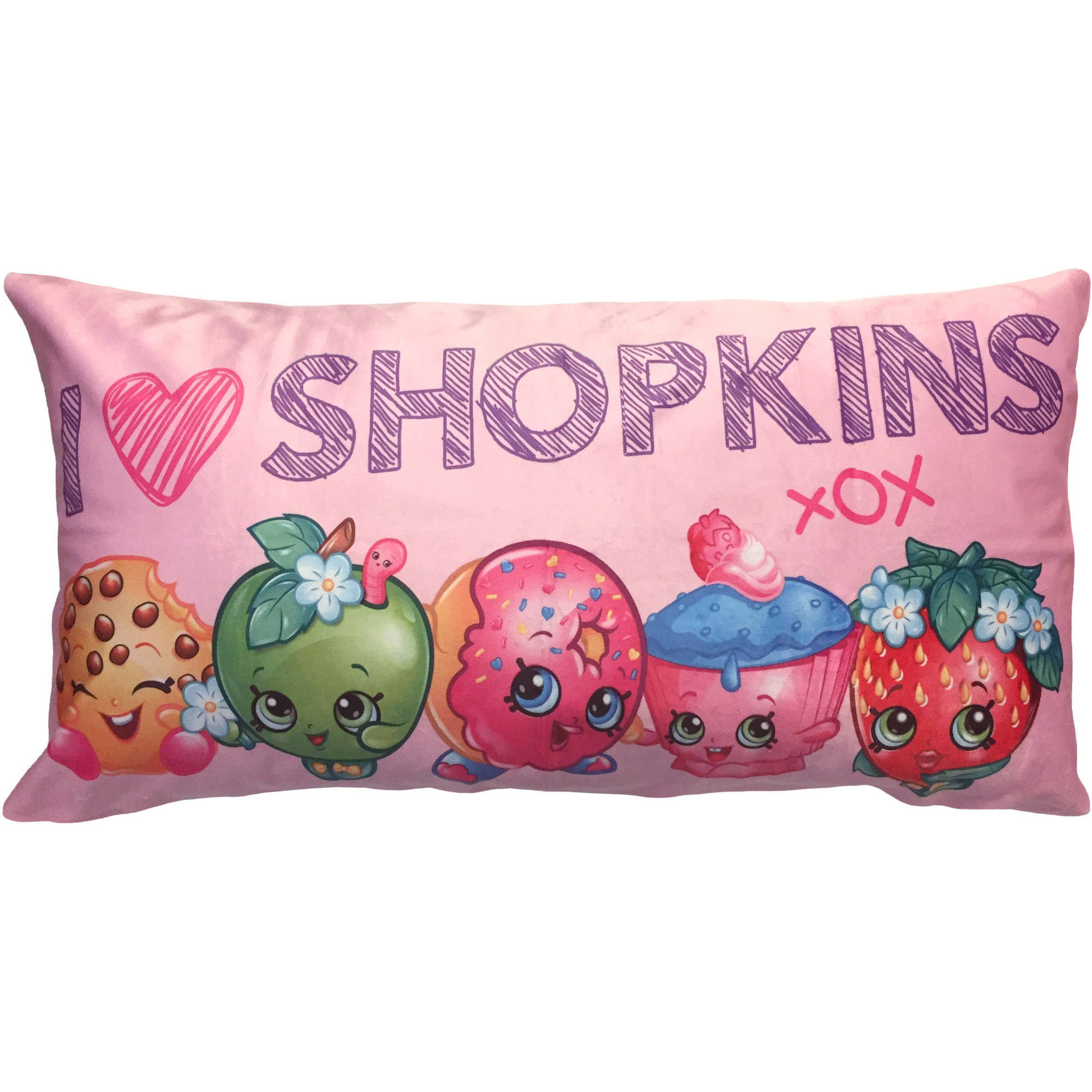 Shopkins Body Pillow