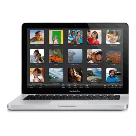 Refurbished Apple A Grade Macbook Pro 13.3-inch Laptop (Glossy) 2.9Ghz Dual Core i7 (Mid 2012) MD102LL/A 750 GB HD 8 GB Memory 1280x800 Display macOS Sierra Power (Apple Macbook Pro Mid 2012 Memory Upgrade)