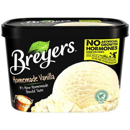 Ice Cream Cake Ice Cream Breyers