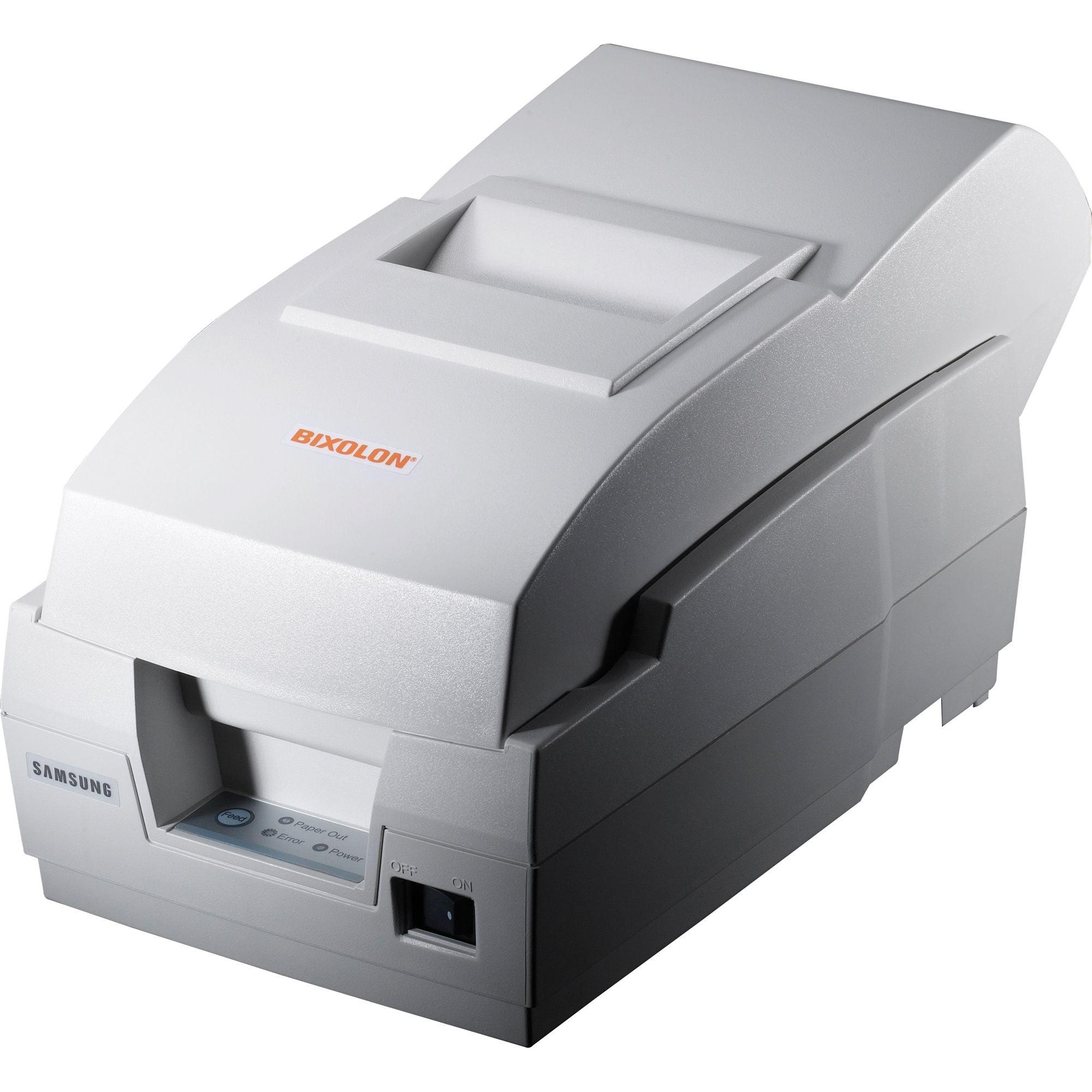 Bixolon SRP-270D Dot Matrix Printer - Monochrome - Deskto...