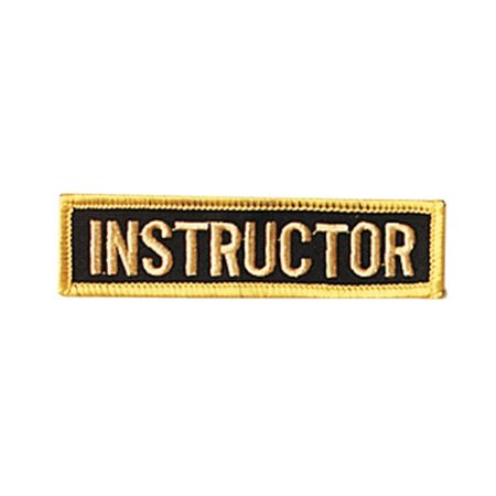 Instructor Patch c082INS
