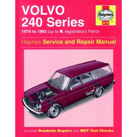Icom Service Manual (Volvo 240 Series Petrol (74 - 93) Haynes Repair Manual (Haynes Service and Repair Manuals) (Paperback) )