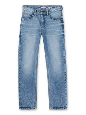 Wrangler Boys Slim Fit Jeans, Sizes 4-16 & Husky