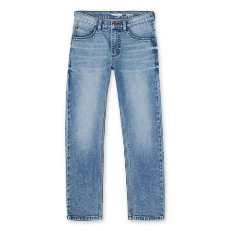 Wrangler Boys Slim Fit Jeans, Sizes 4-16 & Husky