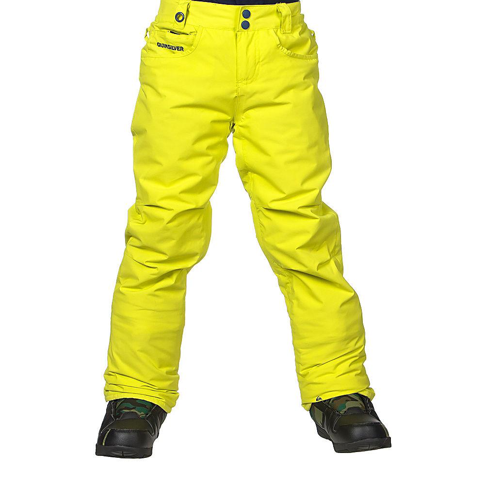 Quiksilver State Kids Snowboard Pants