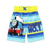 Thomas The Train and Friends Toddler Boys Swim Trunks Swimwear
