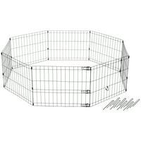 Dog It® Indoor-Outdoor Playpen 8 pc Box