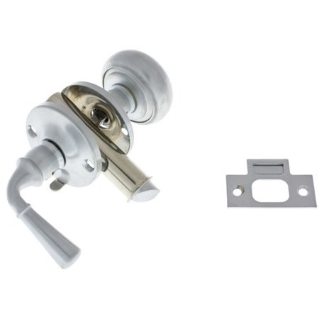 idh by St. Simons Solid Brass Storm Screen Door Latch