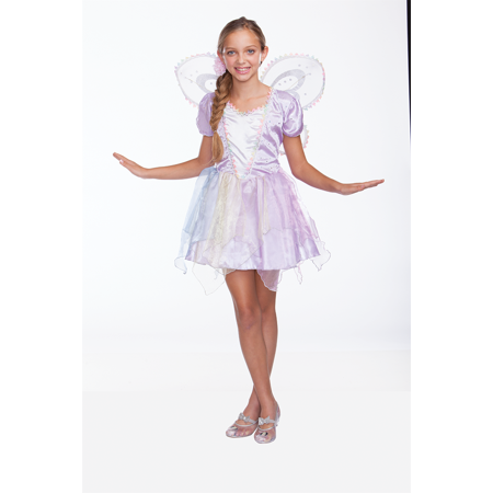 Halloween Wholesalers Fairy Fancy Dress Costume - Womens Fancy Dress Halloween