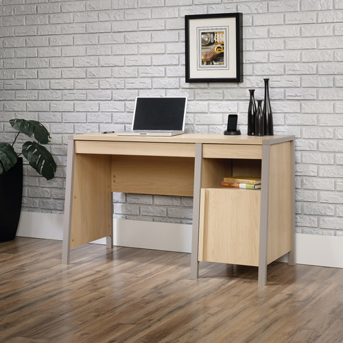 Sauder Affinity Office Desk, Urban Ash by Sauder Woodworking