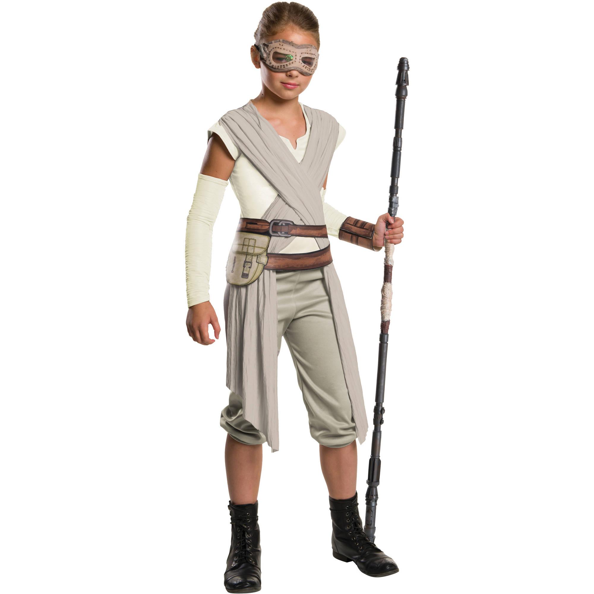 Rubie's Costumes Star Wars Rey Eye Mask Halloween Costume Accessory