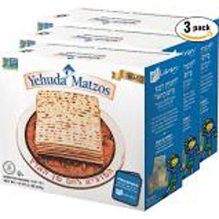 Yehuda Matzo (Kosher for Passover) (3 Pound)