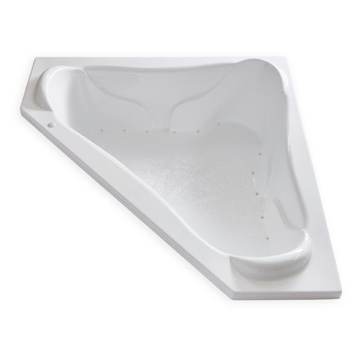 Carver Wood Carver Tubs Hygienic Air 72'' x 72'' Bathtub
