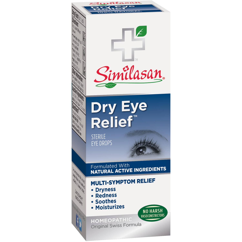 Similasan Healthy Relief Dry Eye Relief Eye Drops Eye Drops, 10 ml