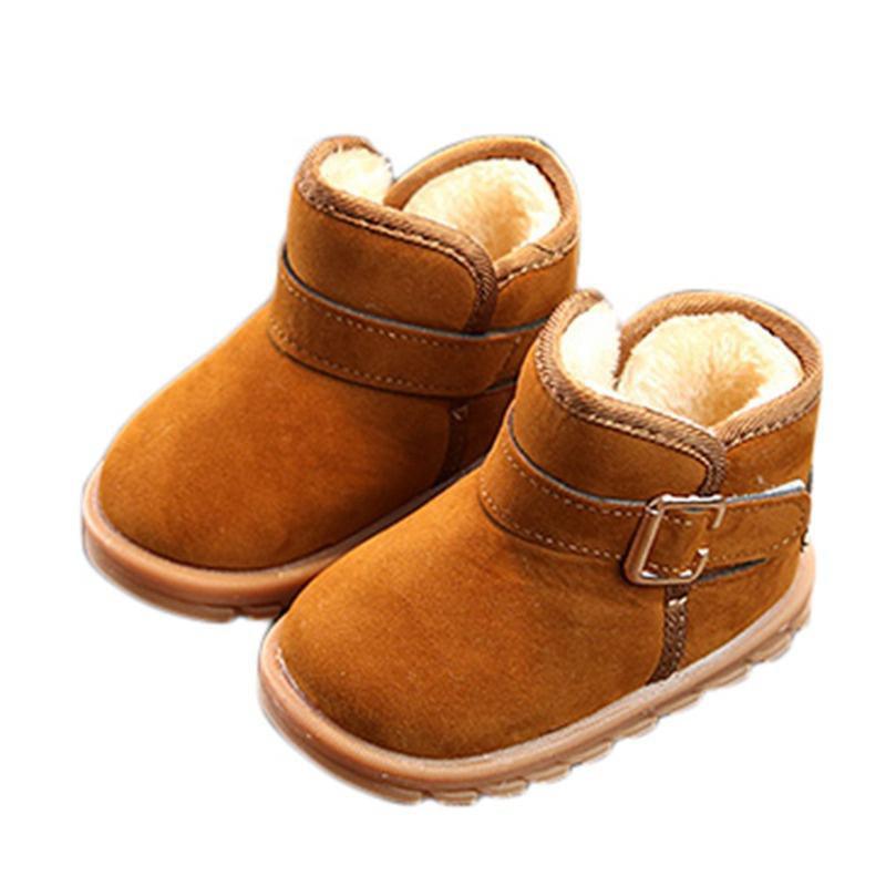 1-6T Toddler Baby Kids Boys Girls Warm