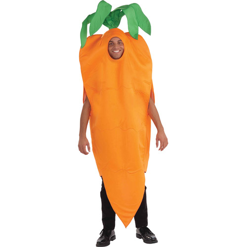 Carrot Adult Halloween Costume - One Size